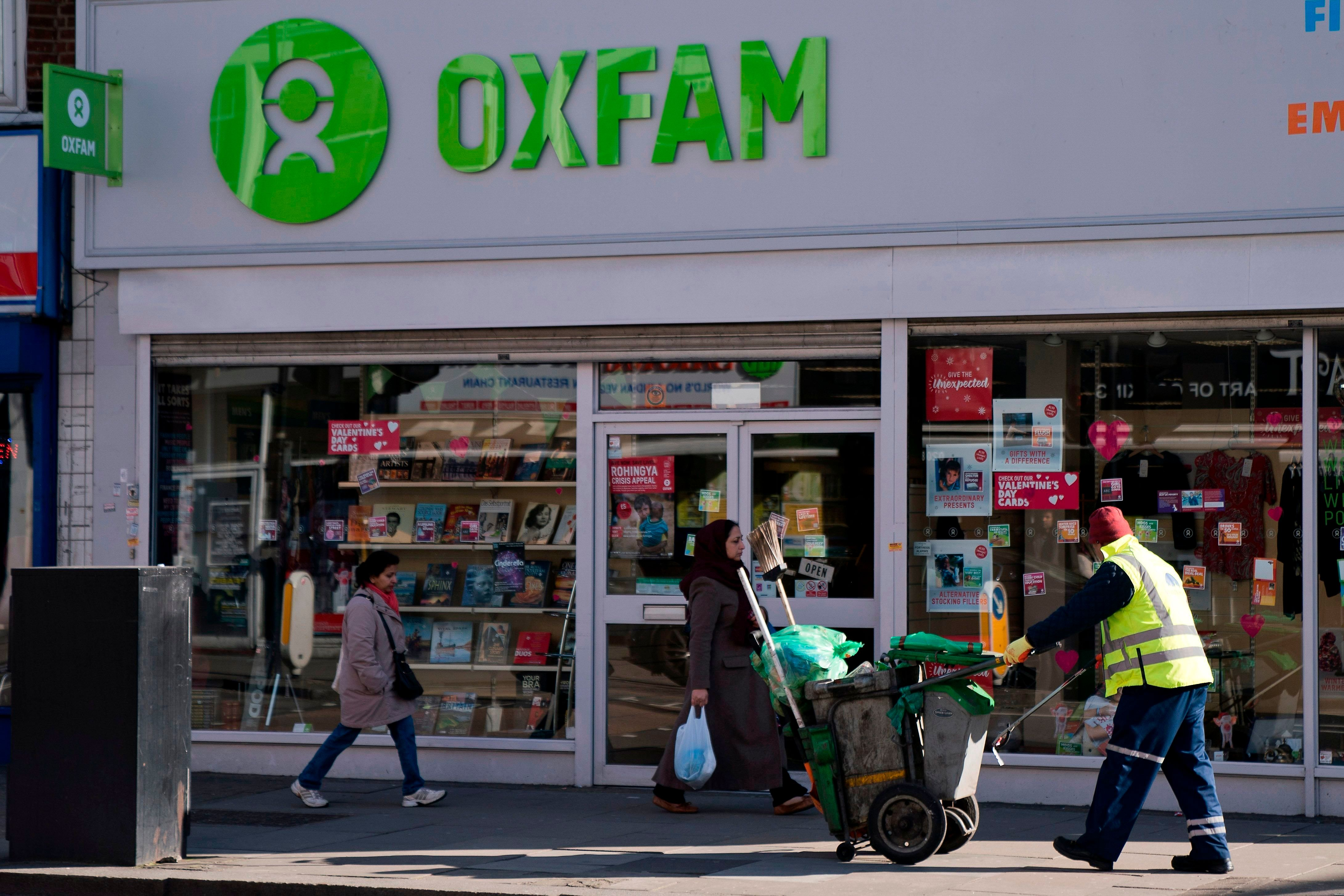 Internal Oxfam report found suspects threatened Haiti abuse witnesses