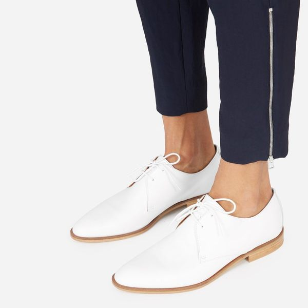 There were white booties everywhere this fall and winter and we don't see this trend going anywhere anytime soon. Get <