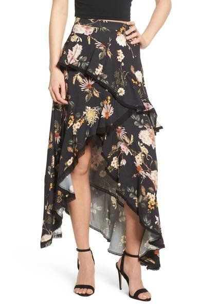 """These flirty skirts are the perfect statement piece to add to your spring wardrobe. Get <a href=""""https://shop.nordstrom.com/s"""