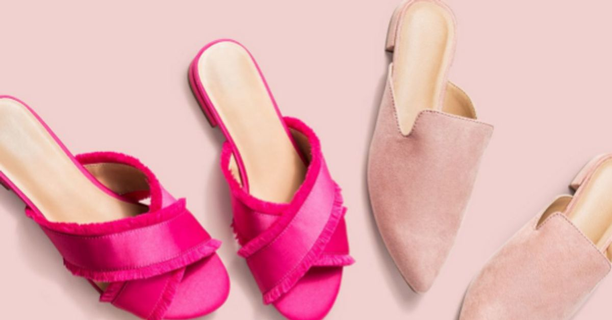 37879a8477 21 Comfortable Mules For Women With Wide Feet | HuffPost Canada