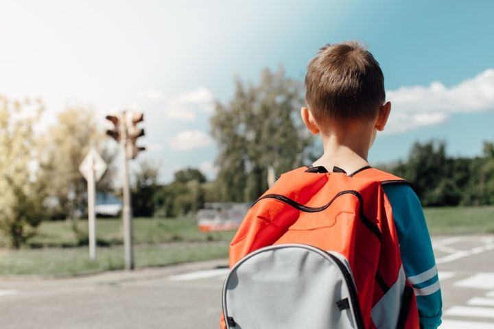 Would you buy a bulletproof backpack for your child?
