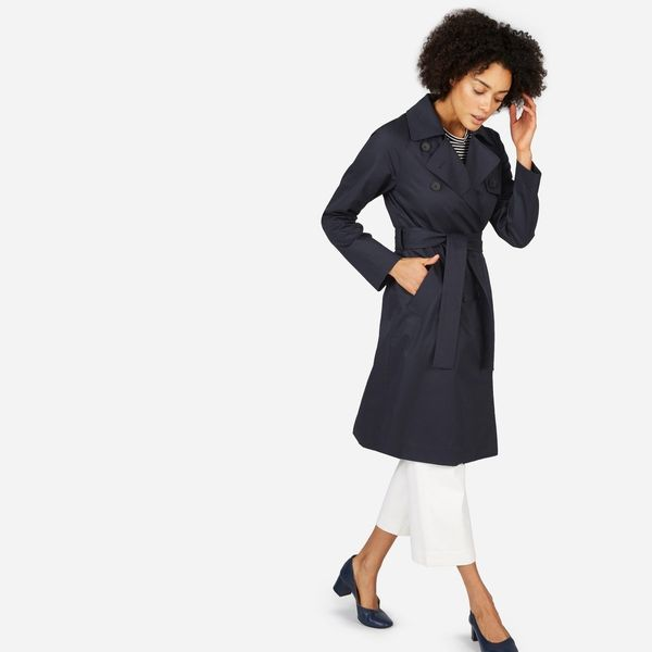 It feels like we buy a new spring trench coat every season, but if you're looking for a classic style that will last you, che