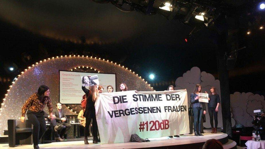 Deutschland, es ist eine Schande, dass sich gerade die Rechten am lautesten für Frauen einsetzen