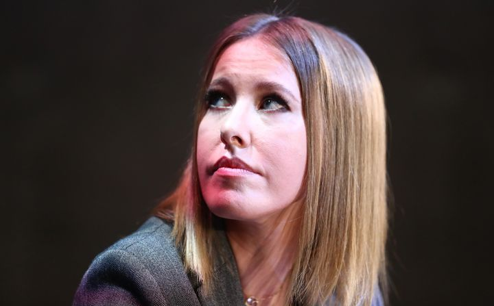 Russia observers believe Sobchak could be preparing to run for the presidency again in 2024.