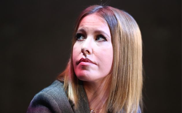 Russia observers believe Sobchak could be preparing to run for the presidency again in