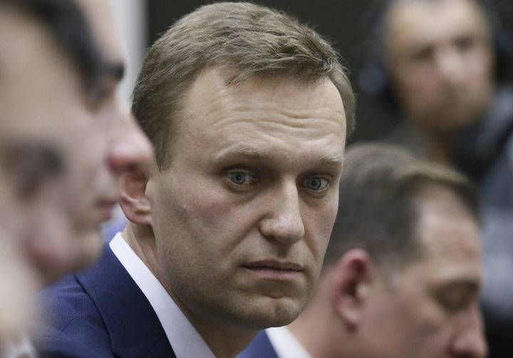 Opposition leader Alexei Navalny has been barred from running in Russia's presidential election.