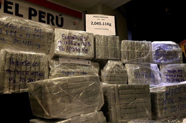 Η Ολλανδία μετατρέπεται σε «ναρκοχώρα», προειδοποιούν οι αστυνομικοί