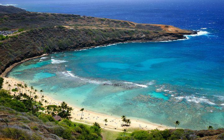 Honolulu's on the list.