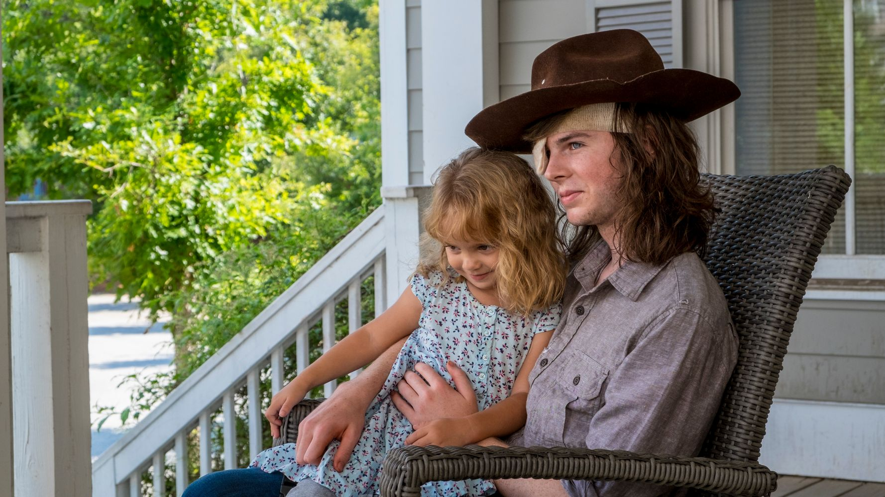 There's A Sad Callback Coming On 'The Walking Dead'   HuffPost