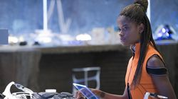'Black Panther' Actress Letitia Wright Hopes Shuri Inspires More Girls To Pursue