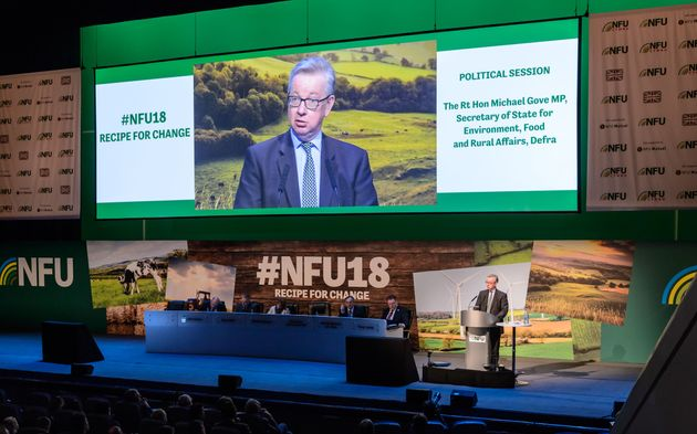 Farmers Tell Michael Gove It Is 'Mission Critical' As Migrant Workers Shun The