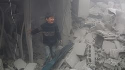 Syria's Child Death Toll Prompts Scathing 1-Sentence Statement From UN