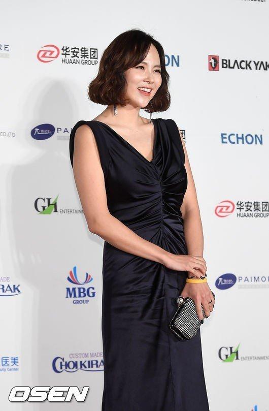 배우 김지우가 '#미투' 운동에
