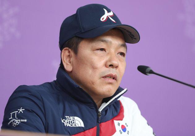 '팀추월 논란' 백철기 감독이 노선영 발언을 다시