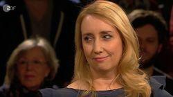 """Journalistin verrät bei """"Lanz"""" Erstaunliches über ihr erstes Treffen mit AfD-Frau von Storch"""