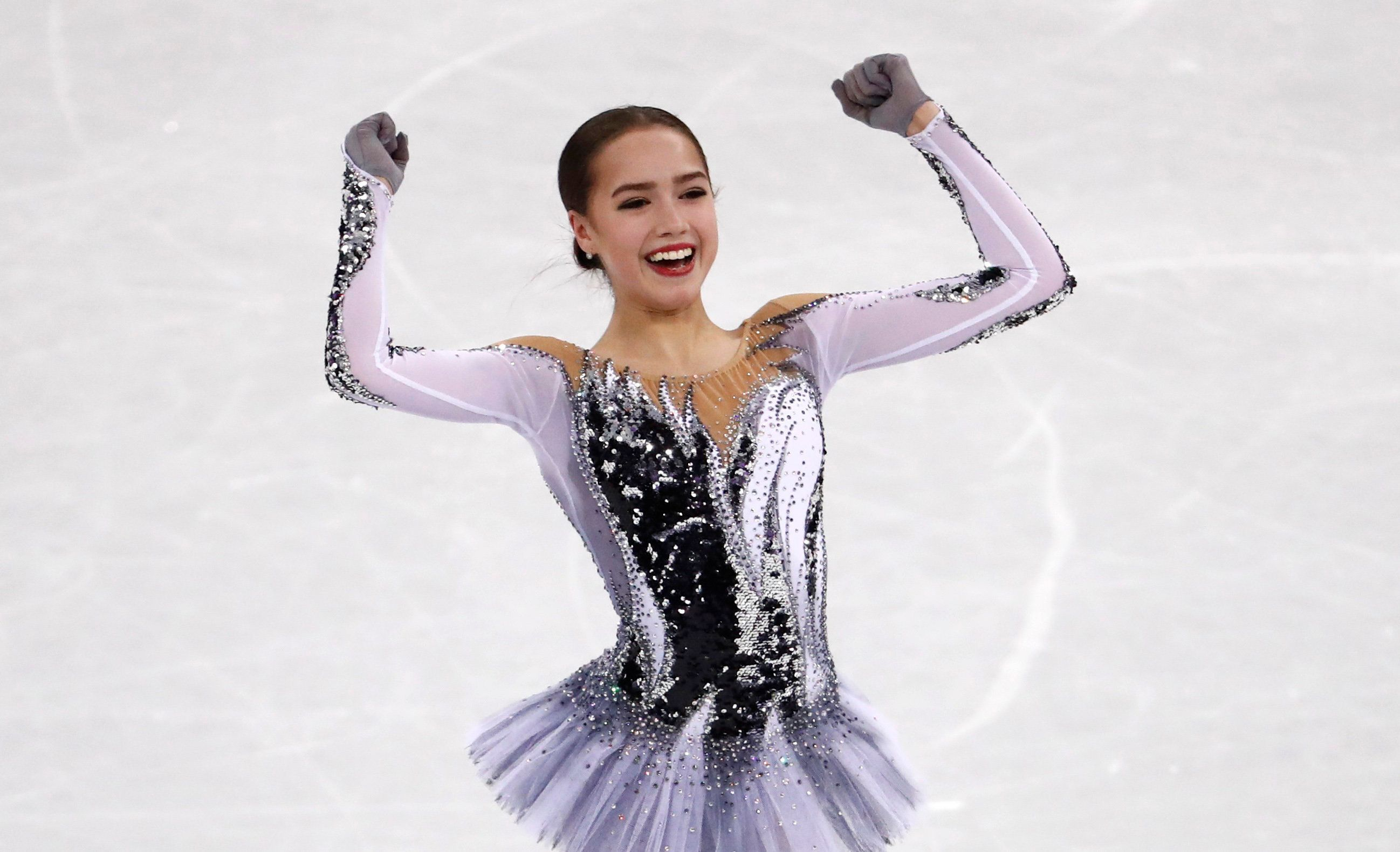 Evgenia Medvedeva told why she was struck by Canada 07/13/2018 27