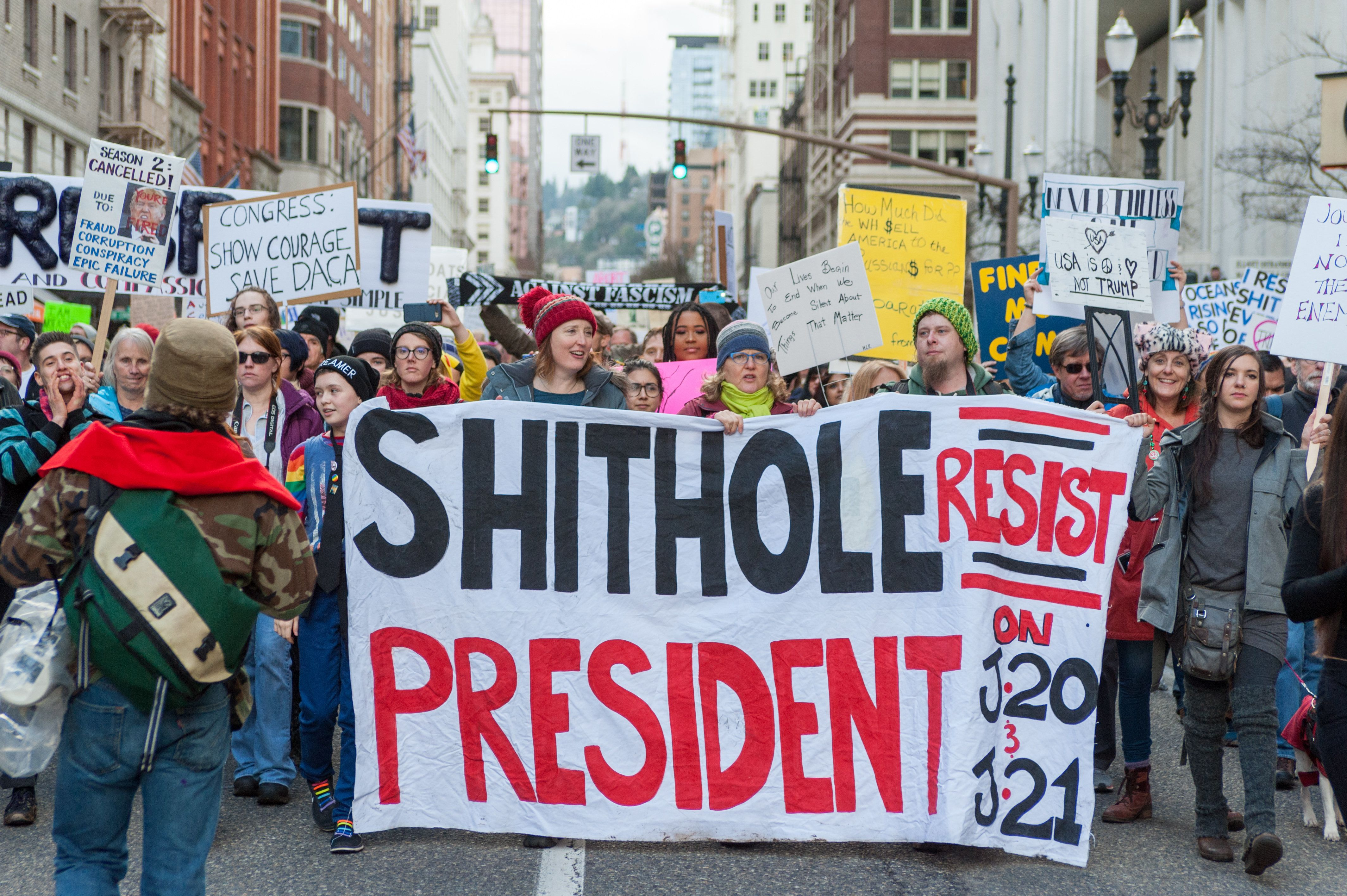 Nach Schulmassaker: Trump trifft Schüler