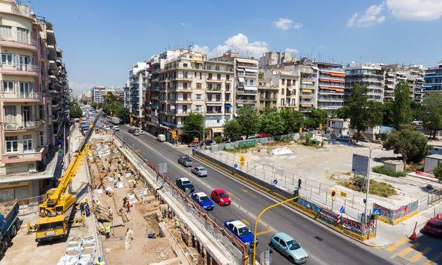 Η ακέφαλη Αφροδίτη του Μετρό Θεσσαλονίκης: Πού βρέθηκε το εντυπωσιακό