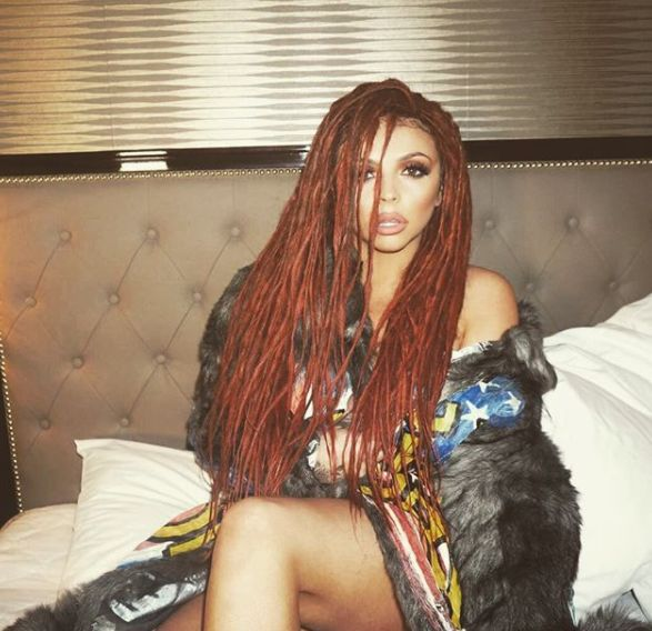 Jesy Nelson Faces 'Cultural Appropriation' Accusations After Dreadlocks