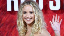 Η αμηχανία των συντελεστών του «Red Sparrow» όταν η Jennifer Lawrence εμφανίστηκε