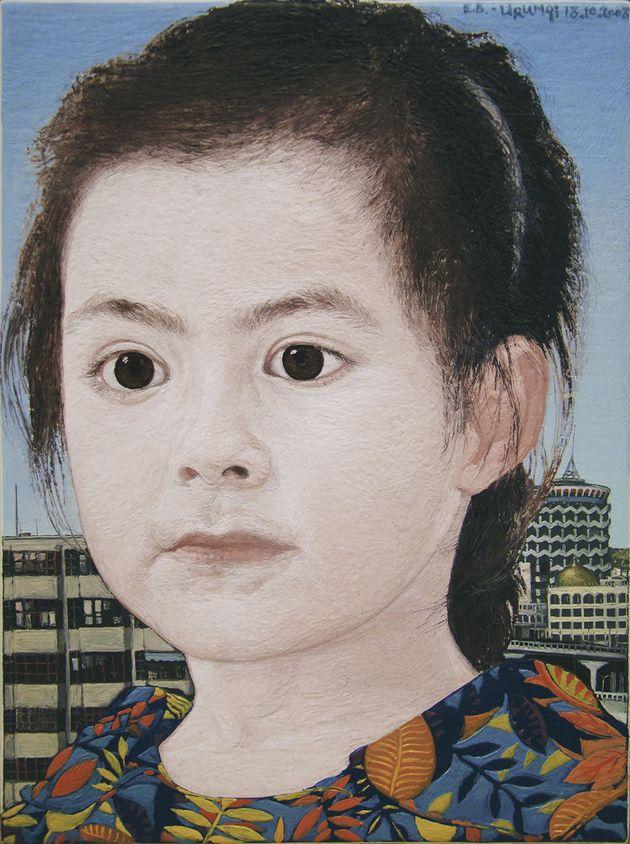 «Πορτρέτο Μικρής Uigur» (2008)....