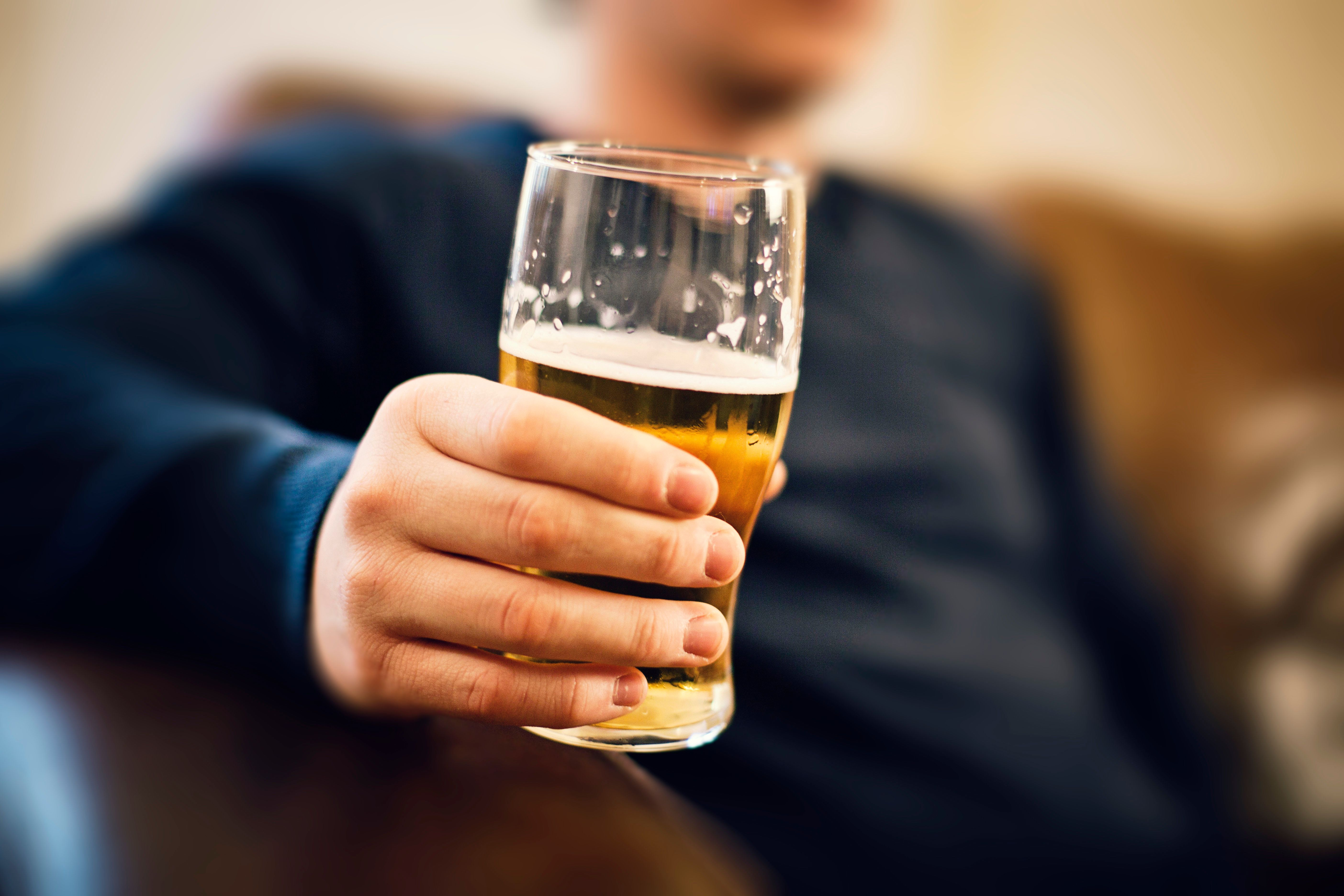 Strong link confirmed between drinking and dementia