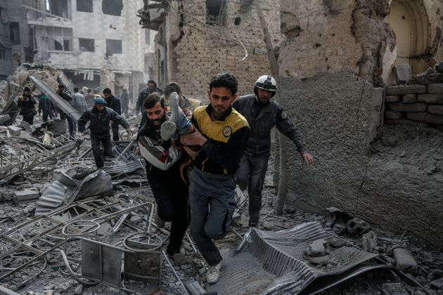 Syria's Suffering Should Haunt Us