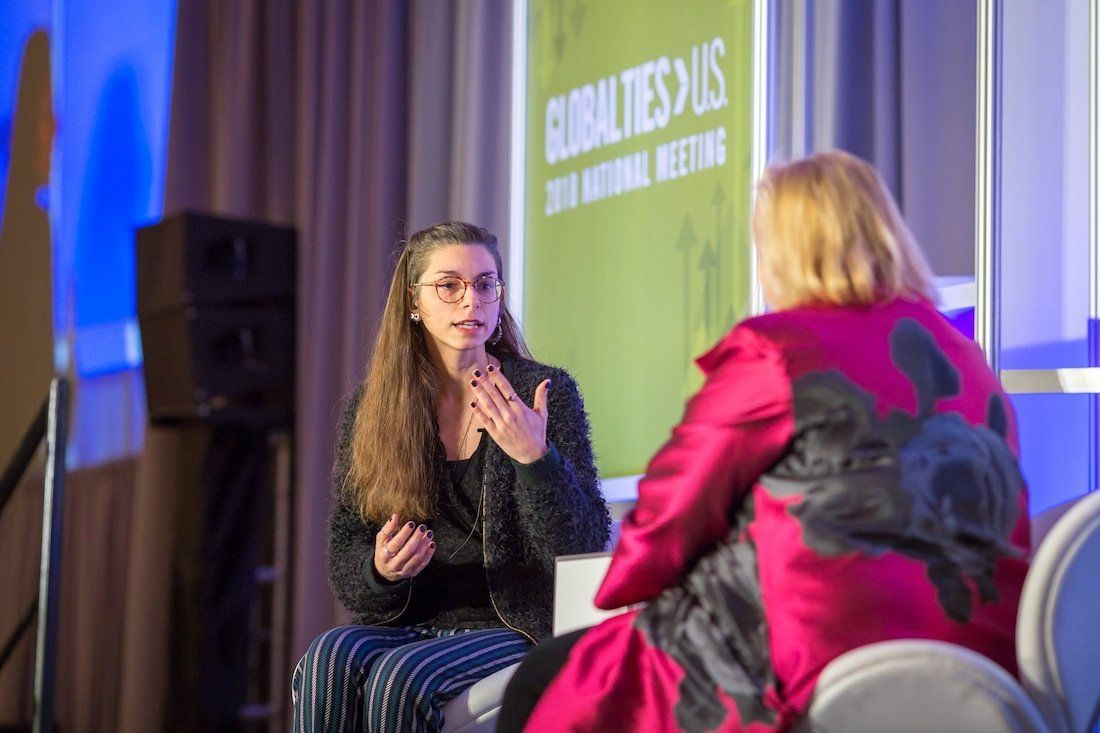 Βραβείο Κοινωνικής Καινοτομίας και Αλλαγής από τις ΗΠΑ για το Impact Hub