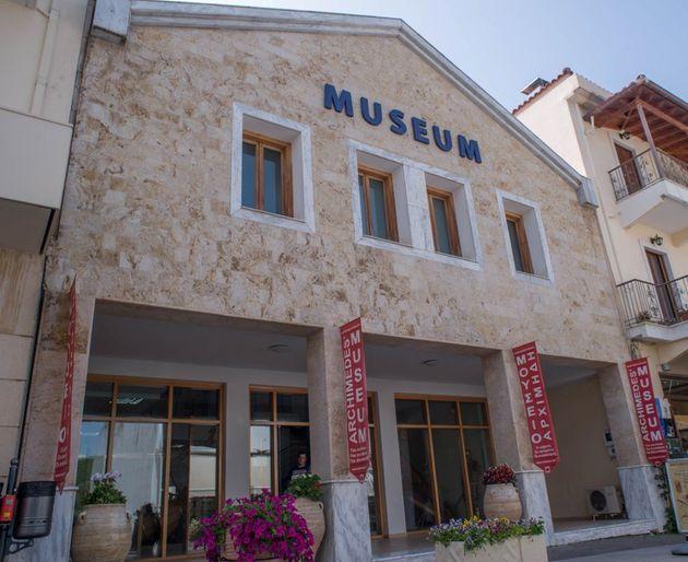 Διεθνής διάκριση για το Μουσείο Αρχιμήδη στην Αρχαία