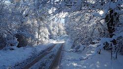 Eisige Kälte und Dauerfrost: In dieser Region sinken die Temperaturen auf bis zu -20