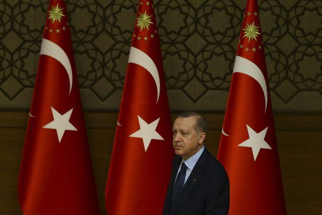 Ερντογάν: Στόχος για την Τουρκία οι υποστηρικτές των κουρδικών μονάδων στο