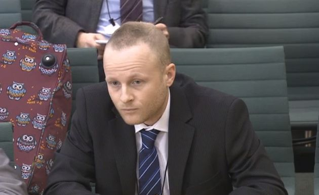Jamie Bryson's appearance at the Northern Ireland Affairs Committee has been