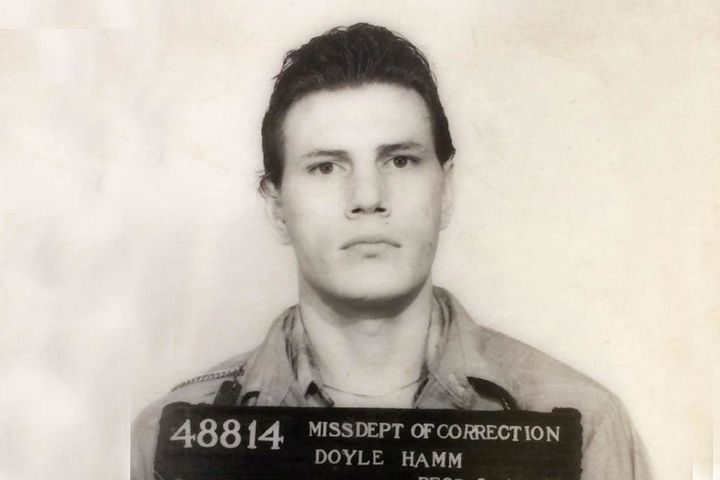 Doyle Lee Hamm hasbeen on death row for three decades and will be executed on Thursday -- despite the fact he is alread