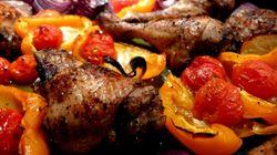 Lebanese Seven Spice Chicken