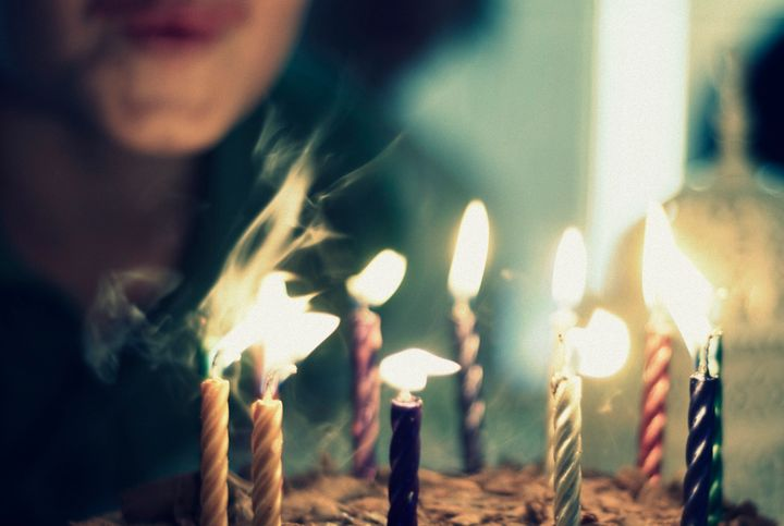 Blowing out candles on a cake is just one of many ways people celebrate their birthdays.