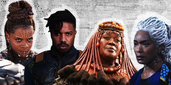 Black Panther Hairstylist On Creating Wakandas Free And Futuristic