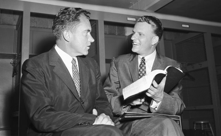 Photos Of Billy Graham Through The Years Show How He Became
