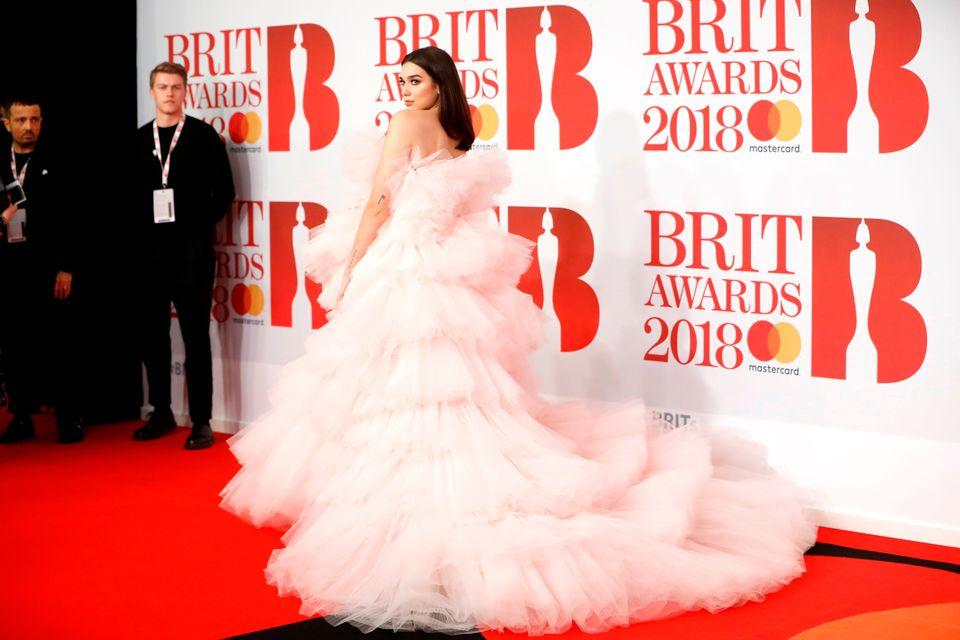 Brit Awards 2018 Looks We Love: Dua Lipa In The