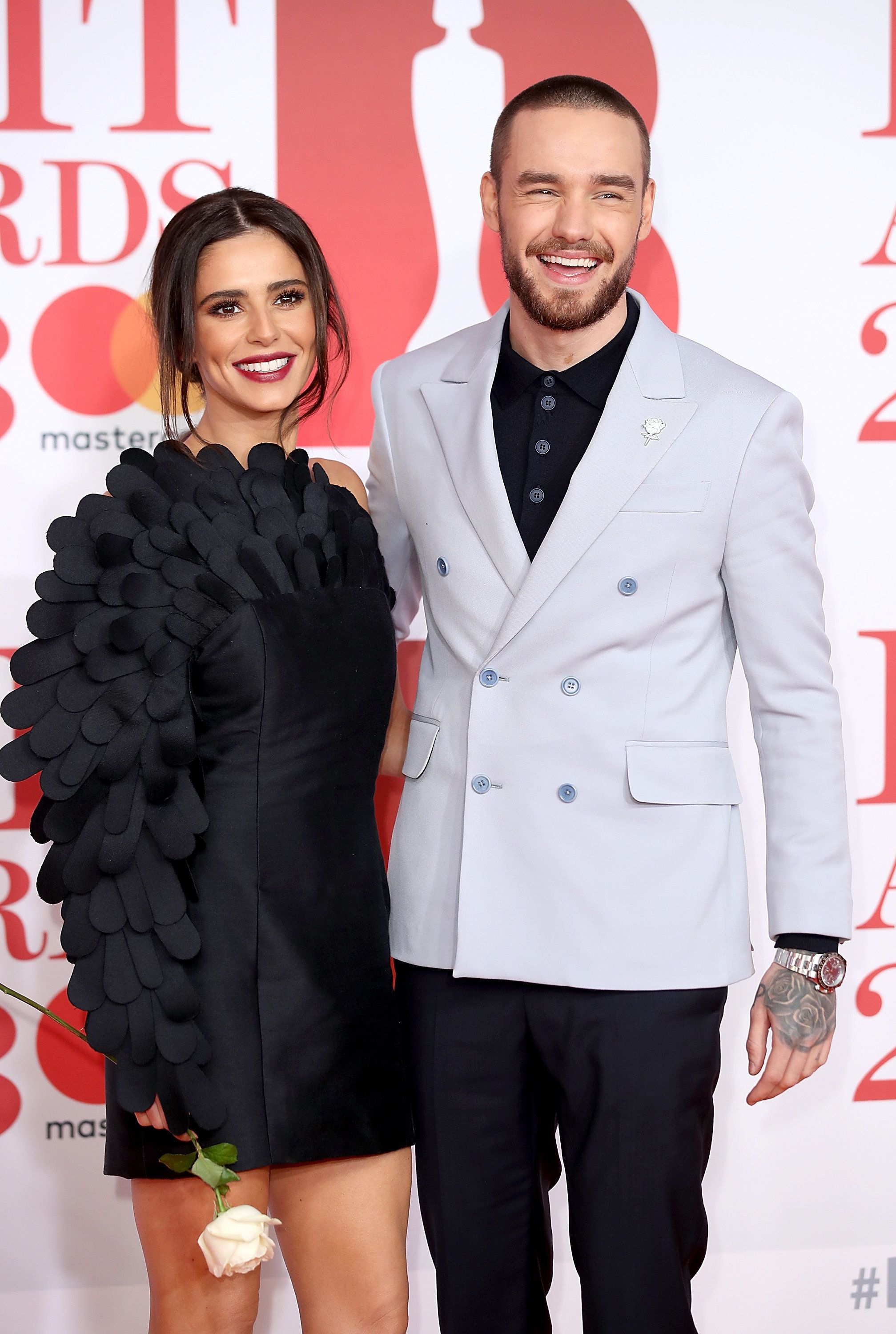 Cheryl And Liam Silence Split Rumours With Display Of Unity At Brit