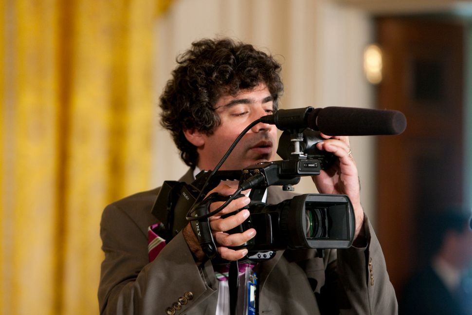 Before he went to work for Revolution, Arun Chaudhary was the official White House videographer for President Barack Oba