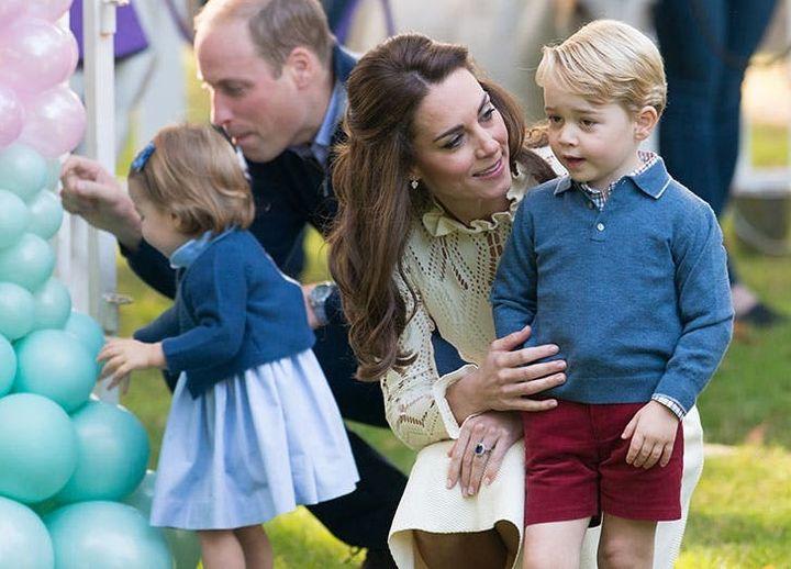 Kate Middleton's Children ile ilgili görsel sonucu