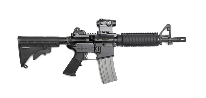 Semi-automatic rifles, like the AR-15, have been the most common firearm of choice during recent mass shootings.