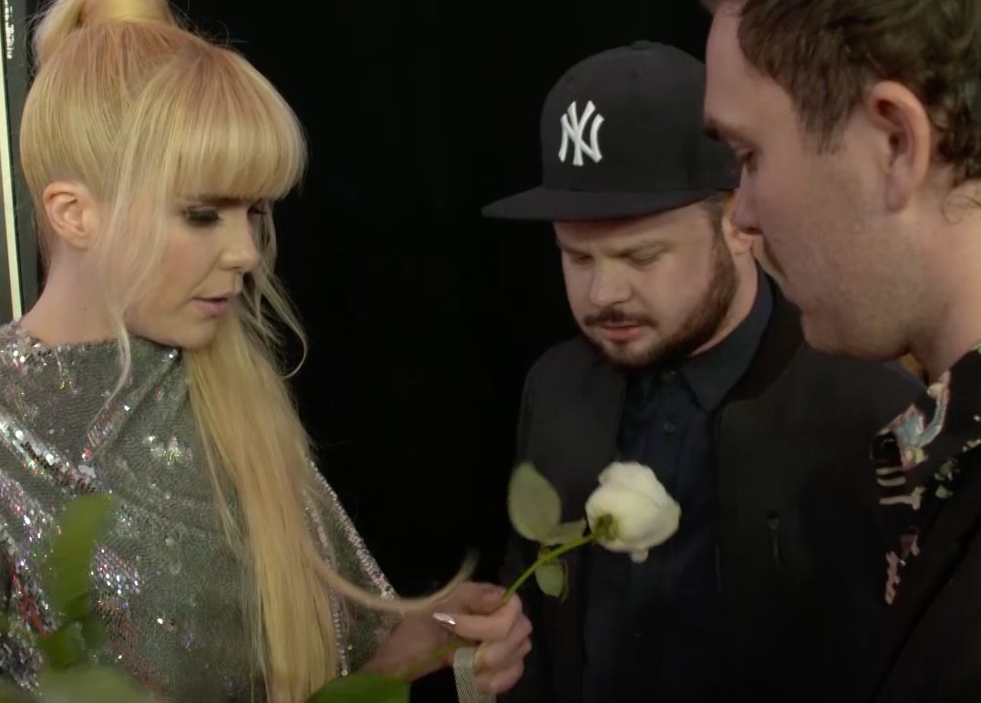 Paloma Faith Berates Royal Blood For Not Supporting Brit Awards White Rose