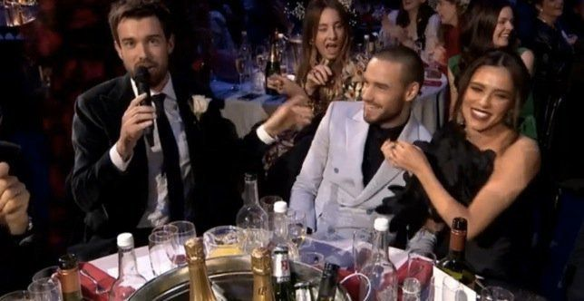 Cheryl And Liam Payne Have Brit Awards Viewers Gagging As She Divulges Their 'Safe