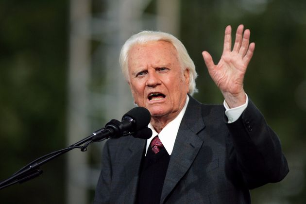Christians Wrestle With Billy Graham's