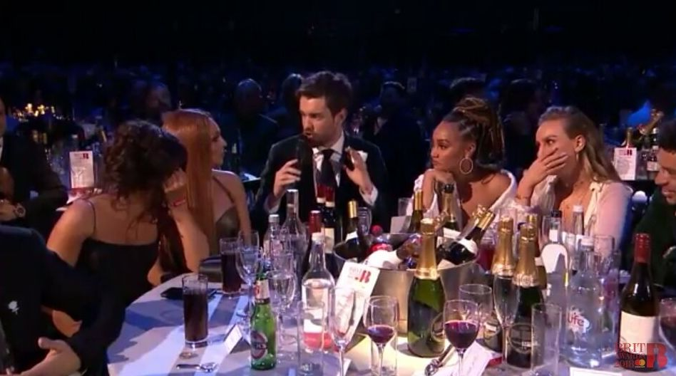 Little Mix's Faces Say It All As Jack Whitehall Brings Up 'Jamaican Accent' Video At