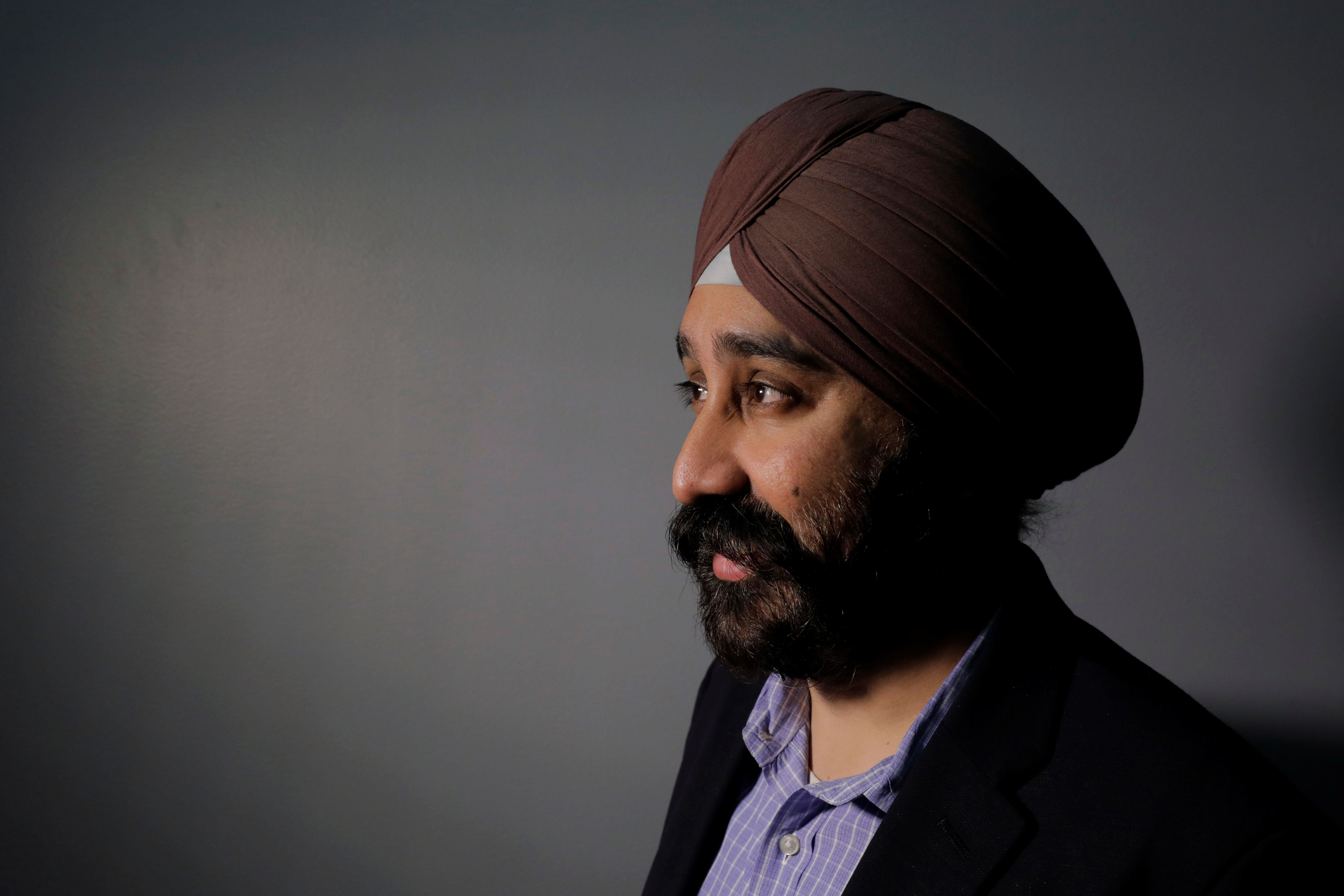 New Jersey's First Sikh Mayor Says He's Received Death