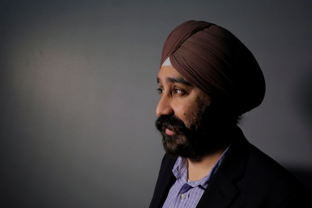 Hoboken Mayor Ravi Bhalla was elected in