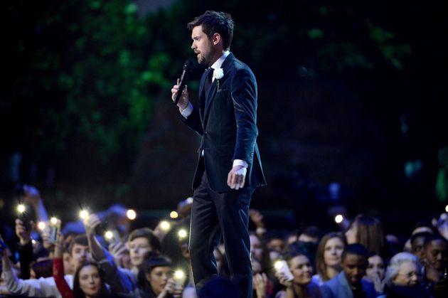 Brit Awards 2018: Damon Albarn Slams Brexit In Chaotic Gorillaz Acceptance