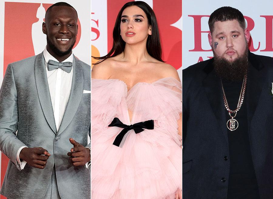 Stormzy And Dua Lipa Clean Up At This Year's Brit Awards